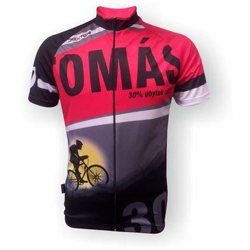 Cyklistické dresy - krátký rukáv